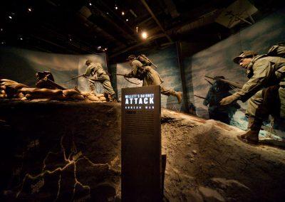 Last 100 Yards: Millett's Bayonet Attack