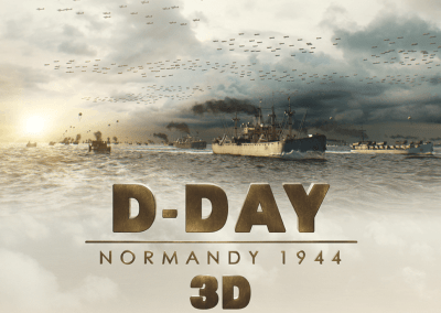 D-Day Normandy 1944 3D