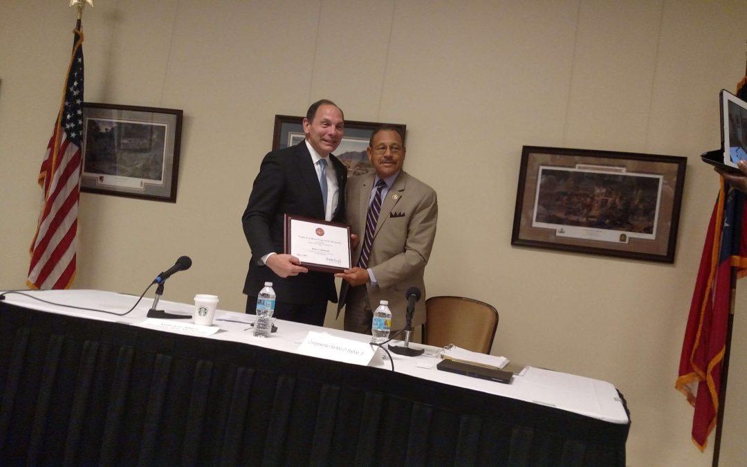 Town Hall Meeting with Congressman Bishop and VA Secretary Robert McDonald