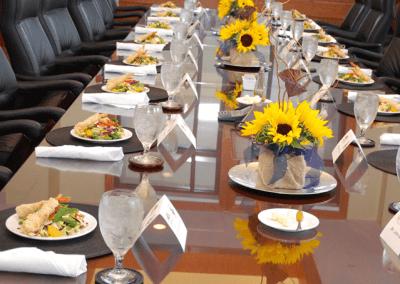 Luncheon Rooms