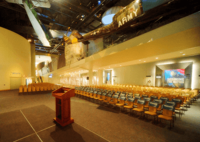 Lecture and Presentation Hall