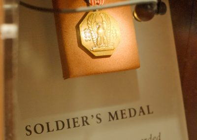 Hall of Valor: Soldier's Medal