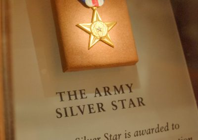 Hall of Valor: Silver Star