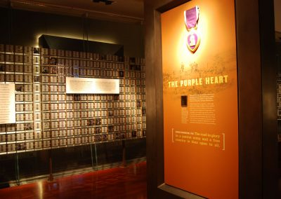 Hall of Valor: Purple Heart