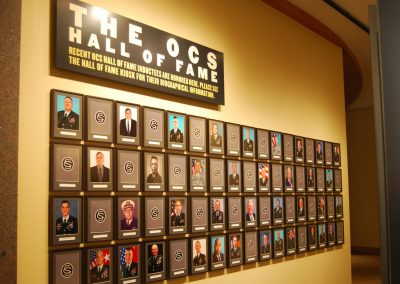 OCS Hall of Honor: Recent Inductees