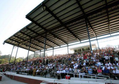 Inouye Field Stadium