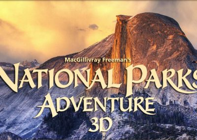 National Parks Adventure 3D