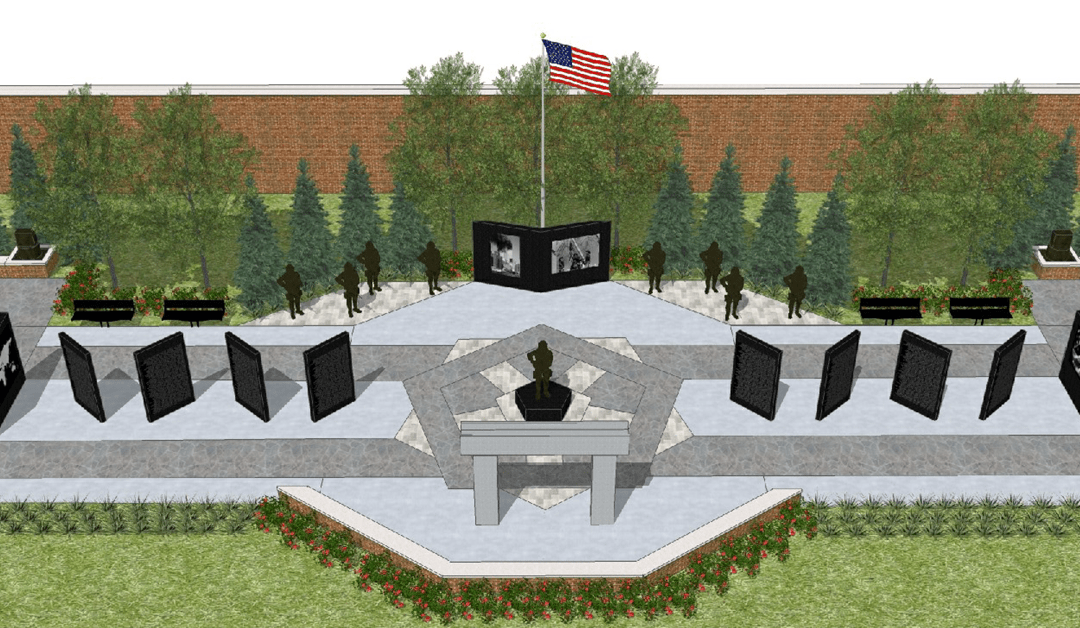 Dedication Date Set for New GWOT Memorial