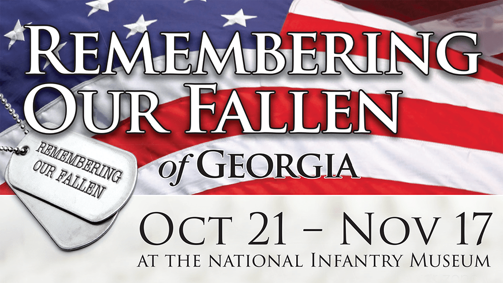 """Remembering Our Fallen"" Honors Georgians Killed Since 9/11 at NIM"