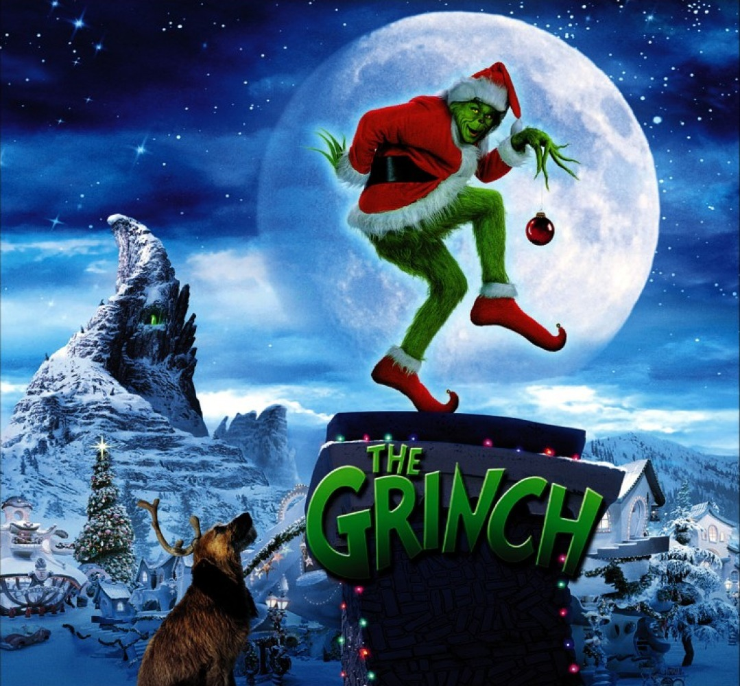 dr seuss how the grinch stole christmas - How Grinch Stole Christmas