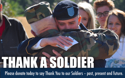 Thank A Soldier This Holiday Season