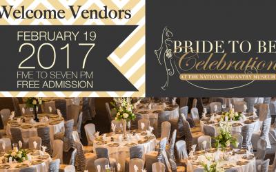 Bride To Be Vendor Registration