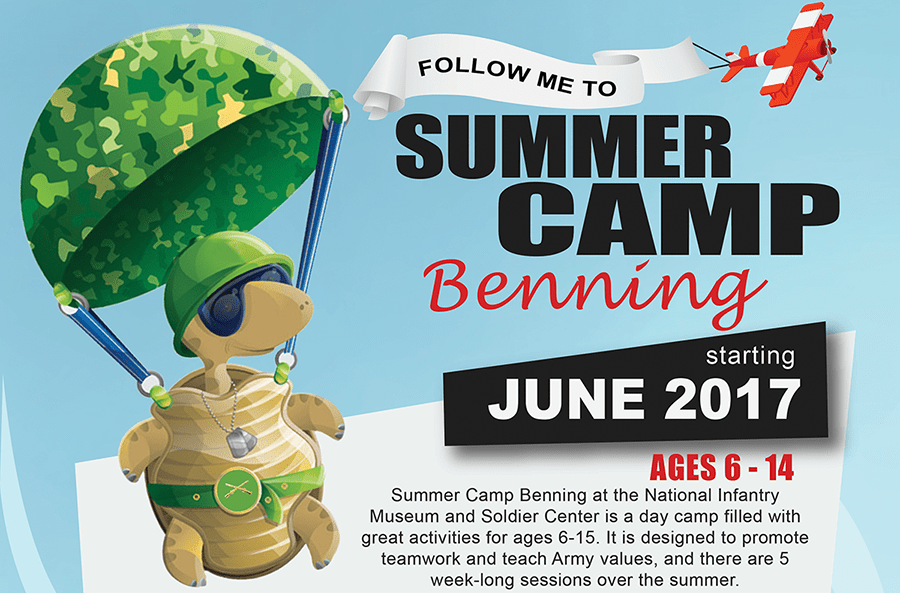 NIM Kids Summer Camp Benning