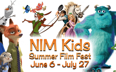 NIM Kids Summer Free Film Fest