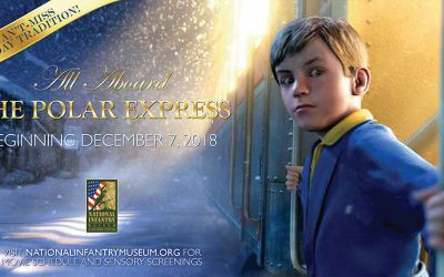 All Aboard! Polar Express at the NIM!