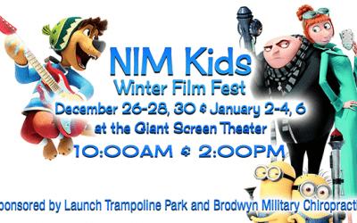 NIM Kids Free Winter Film Fest