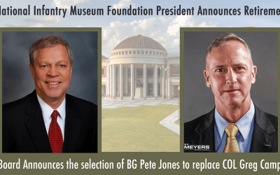 National Infantry Museum Foundation President Announces Retirement