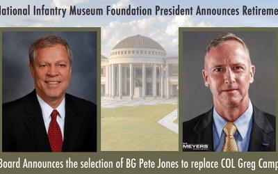 National Infantry Museum Foundation President Announces Retirement