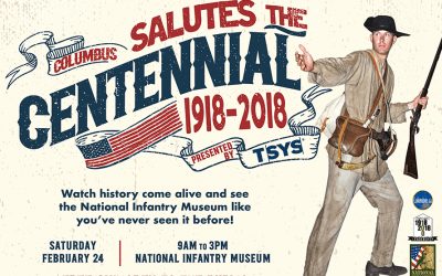 Columbus Salutes the Centennial Community Celebration