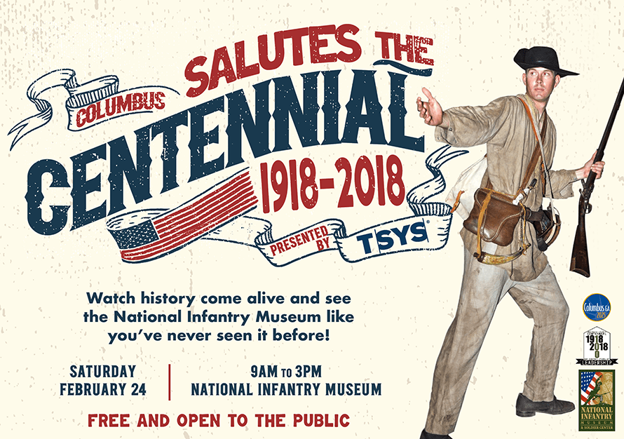 Columbus Salutes the Centennial Community Celebration