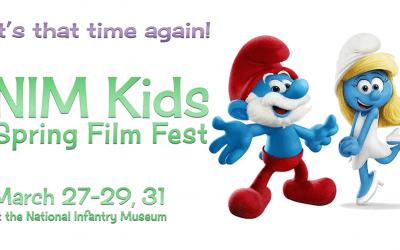 NIM Kids Free Spring Break Film Fest