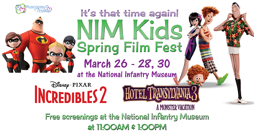 NIM Kids Free Spring Film Fest!