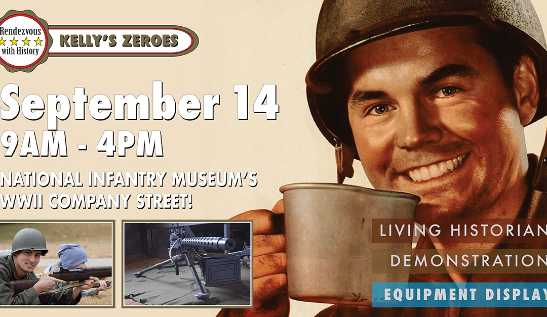 Kelly's Zeroes – A WWII Living History Event