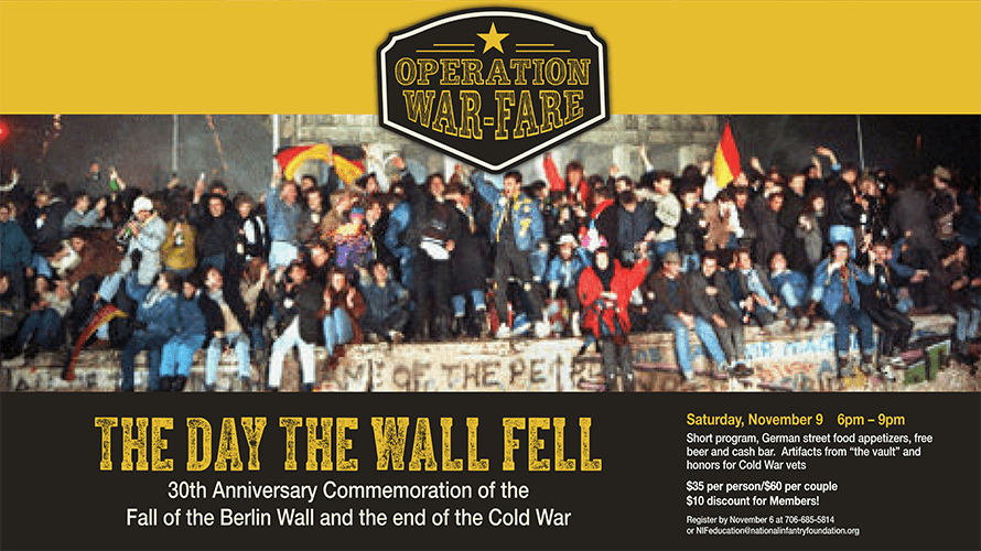 Operation Warfare – The Day The Wall Fell